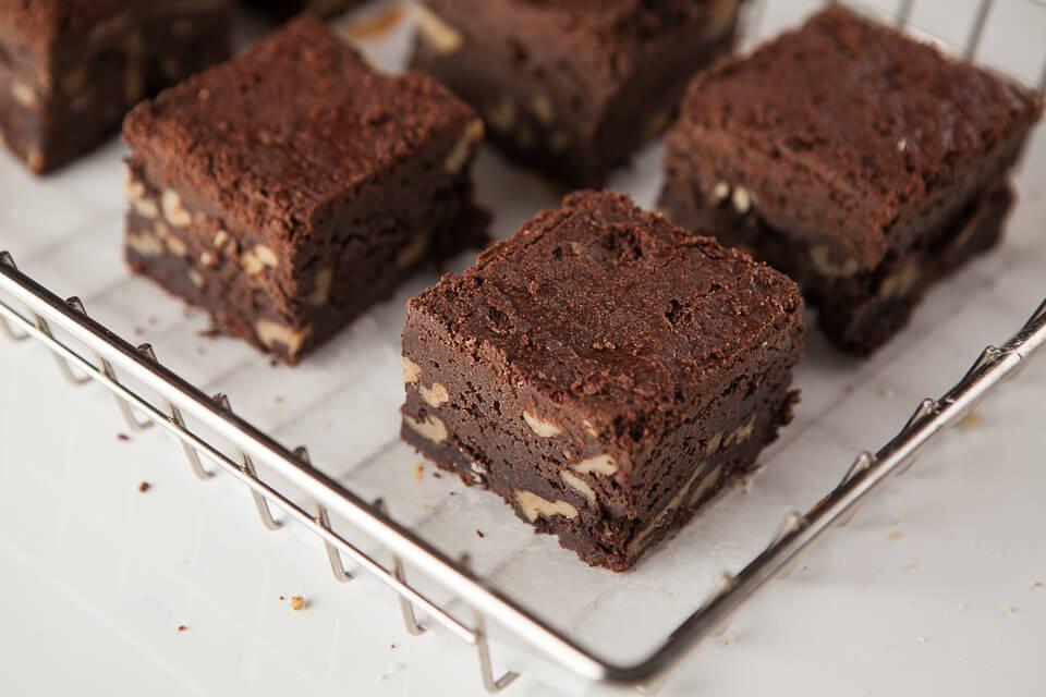 pâtisseries brownies
